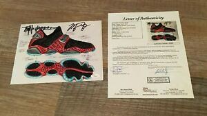 c42d3be9aa26d Details about Michael Jordan & Tinker Hatfield signed 8x10 Photo JSA COA  CERTIFICATION RARE!!!