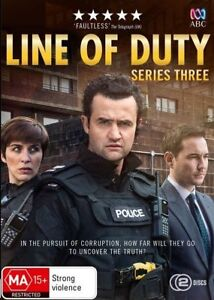 Line-of-Duty-Series-3-DVD-NEW-Region-4-Australia