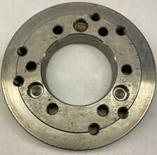Chuck Collet Adapter Plate Steel Body Lathe Unbranded Machinist Metal Working