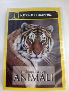 DVD-NATIONAL-GEOGRAPHIC-ENCICLOPEDIA-DEGLI-ANIMALI-STORIE-DI-CUCCIOLI
