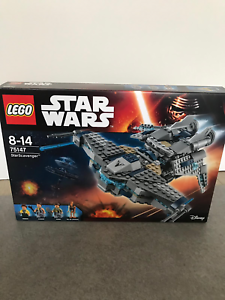 LEGO STAR WARS 75147 STARSCAVENGER BRAND NEW