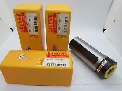 "Sandvik Coromant C4-NC2000-10020-A Coromant Capto Clamp Unit 1 ½"" Dia."