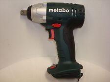 """Metabo Brand New Genuine 18V 1/2"""" Square Impact Wrench Model SSW 18 LT Guarantee"""