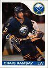 1985 O-PEE-CHEE Craig Ramsay #32 Hockey Card