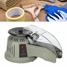 Automatic Tape Dispenser Carousel Electronic Packing Tape Cutter Cutting Tool