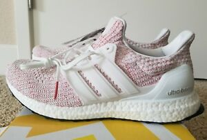 d5dfa8861a87a Rare Adidas Ultra Boost 4.0 Candy Cane Christmas Red Velvet Size 9.5 ...