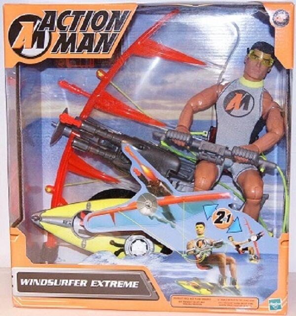 Action Man Windsurfer Extreme Hasbro 2001   gros prix discount