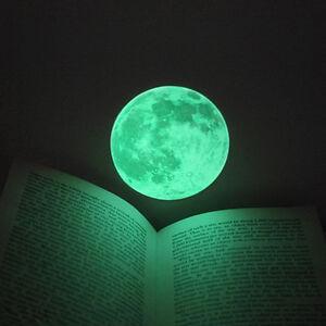 11-11cm-Luminous-Moon-Glow-in-the-Dark-Wall-Stickers-Moonlight-Waterproof-LD