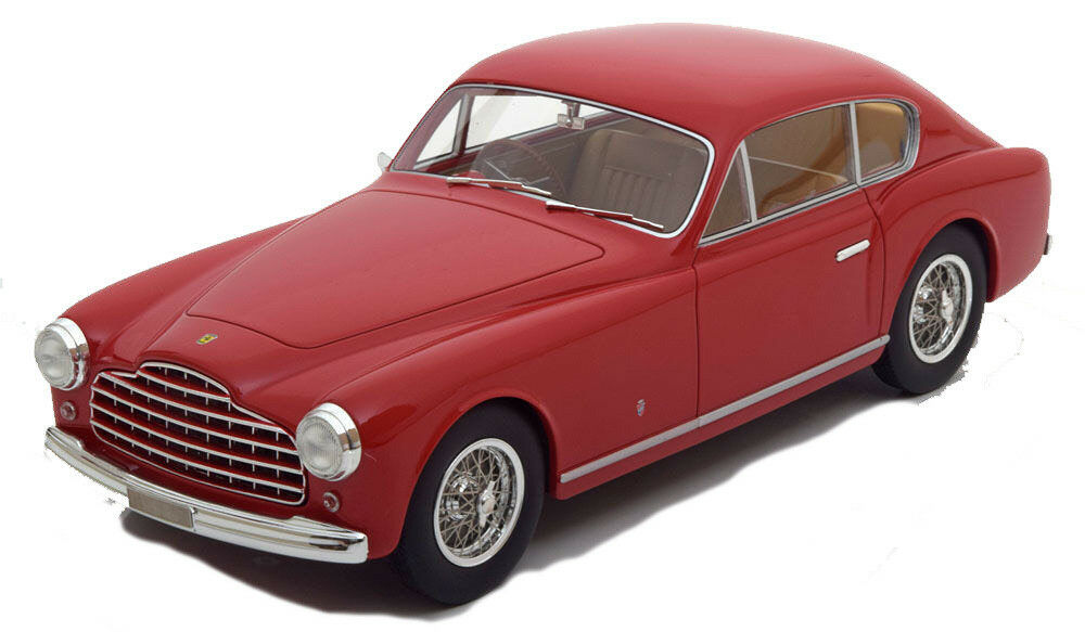 Ferrari 195 Inter Ghia röd 1 18 Förlaga BOS modellllerL
