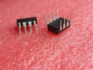 5X-HARRIS-CA3140AEX-OP-AMP-SINGLE-BIPOLAR-MOS-DIP-8PIN