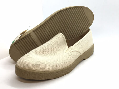 New KINSMAN Deadstock Vintage Canvas Slip-on Shoes