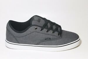 8dc186fe83 Vans AV Era 1.5 (Chambray) Black Men s Chukka Skate Shoes SIZE 7.5 ...