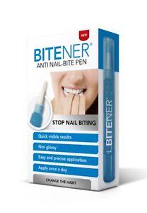 Image Is Loading Bitener Anti Nail Bite Pen 3ml Stop