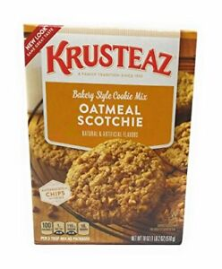 Krusteaz-Bakery-Style-Cookie-Mix-Double-Peanut-Butter-16-Ounce-Pack-of-4
