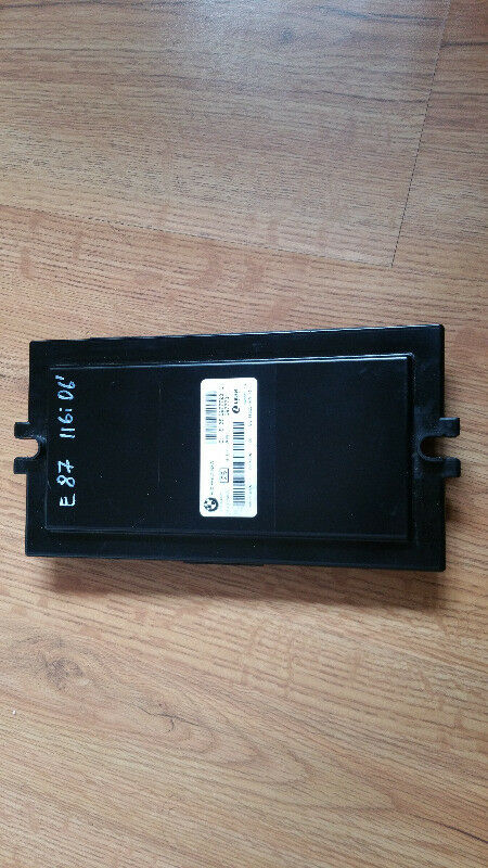 BMW 6977723 1 E81 E82 E87 3 E90 E91 E92 Footwell Module Lighting ECU FRMFA LCM
