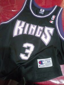 new product bf90d 8e044 Details about Sacramento kings CUSTOM champion jersey (The Arab)