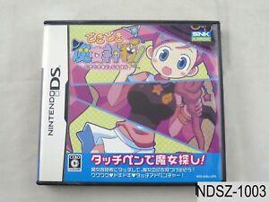 Dokidoki-Majo-Shinpan-Nintendo-DS-Japanese-Import-Doki-Maho-Japan-US-Seller-A