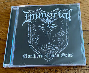 IMMORTAL-Northern-Chaos-Gods-CD-New