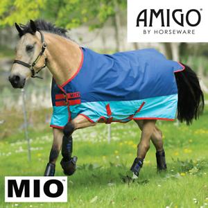 Details About Amigo Mio Lite Lightweight Turnout Rug