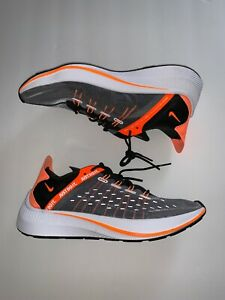 Details about Nike EXP X14 SE Just Do It Black Orange Mens Running Shoes AO3095 001 Size 11.5