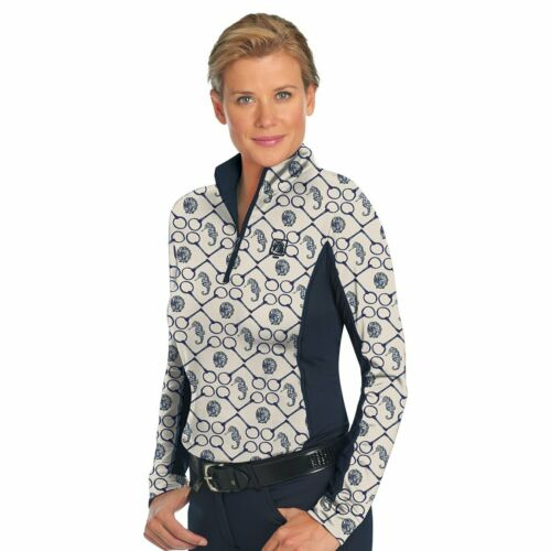 Artist Print Chill Factor Sun Shirt Ladies