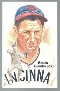 195-ERNIE-LOMBARDI-Perez-Steele-Hall-of-Fame-Postcard