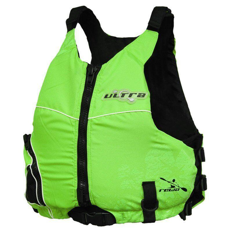 Ultra Rewa Ladies Lime Kayaking L50s PFD