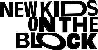 I /'heart/' NKOTB New Kids on the Block permanent vinyl decal