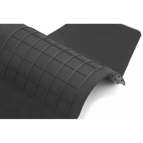 Universal Rear Tunnel Moyen Voiture Tapis de sol résistante en caoutchouc 3 mm