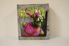 Marvel Minibust - GREEN GOBLIN - Bowen Designs - Limited Edition #7954/10000 NIB