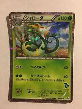 Pokemon Carte / Card Majaspic Serperior Promo Holo 003/037 HS+