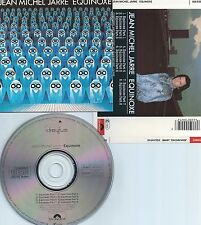 JEAN MICHEL JARRE-EQUINOXE-1978-W.GERMANY-POLYDOR RECORDS 800025-2 05 %-CD-MINT-