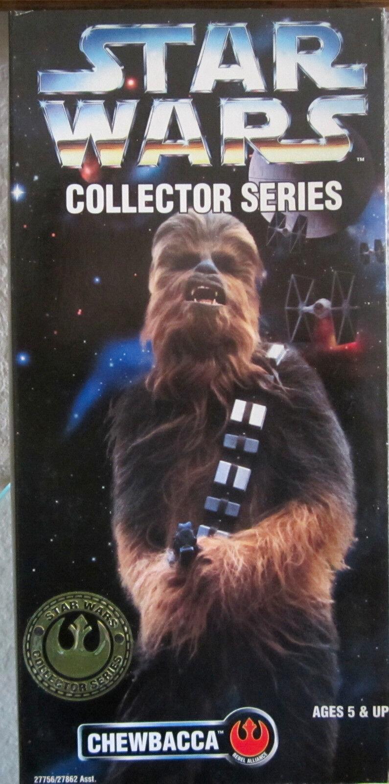 Star Wars Collecteur Séries Chewbacca Alliance Rebelle  12   Figurine Articulée  offres de vente
