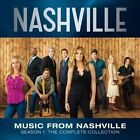 The Music of Nashville: Complete Season One by Nashville Cast (CD, Sep-2013, 4 Discs, Decca)