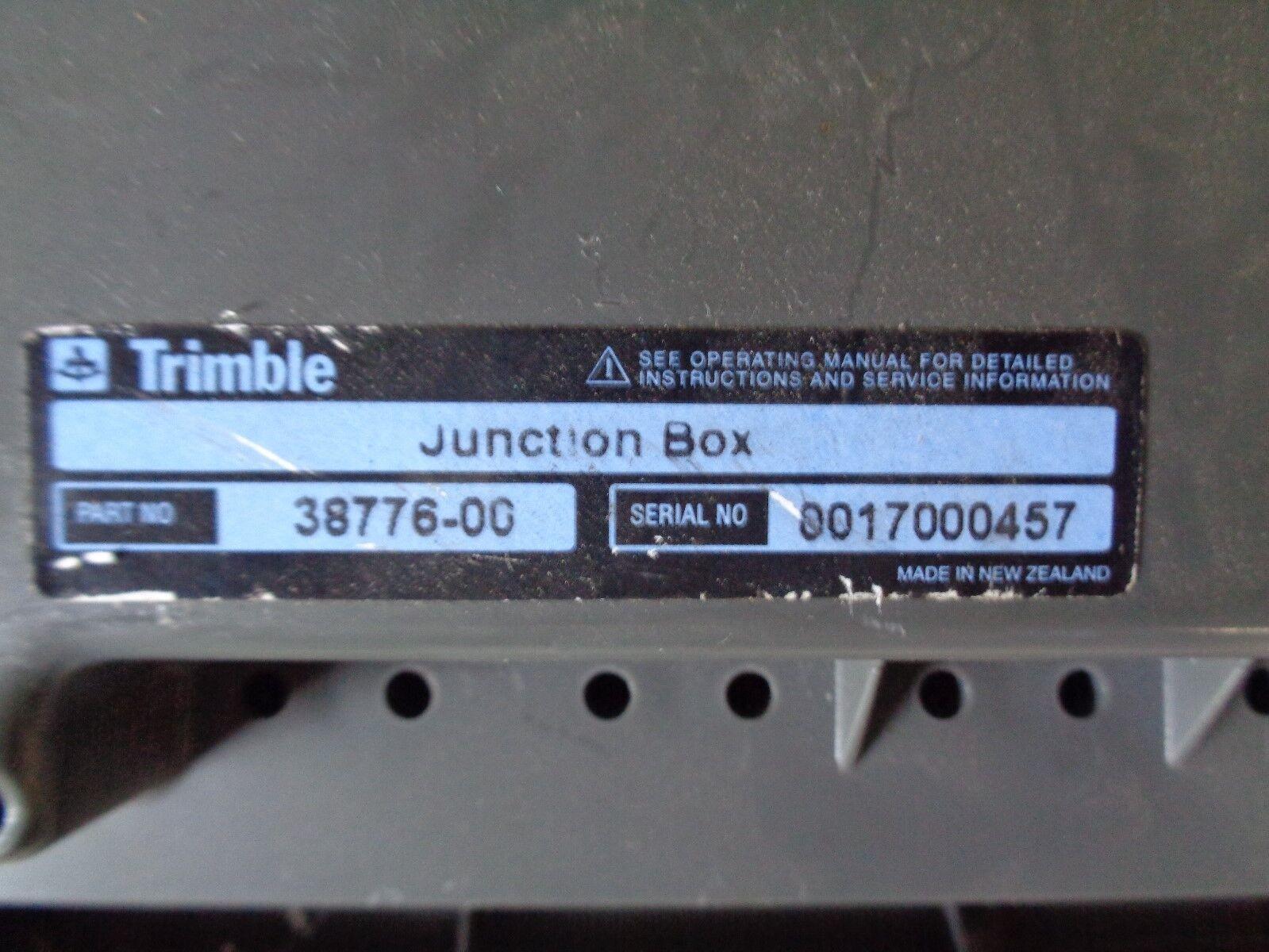 Trimble Ag 170 36589 Field computer, JUNC BX 38776-00, AgGPS 33680-00 &  33302-03