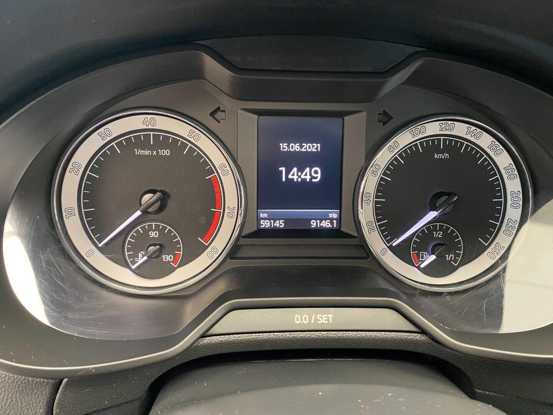 Billede af Skoda Octavia 1,0 TSi 115 Style Combi
