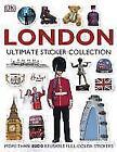 London: Ultimate Sticker Collection von DK Publishing (2012, Taschenbuch)
