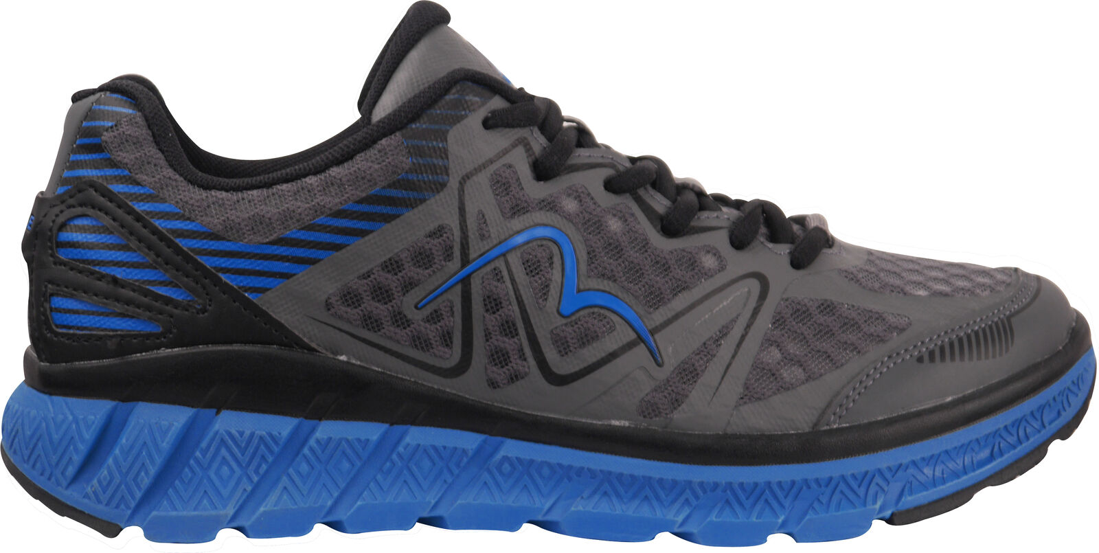 More Mile R66 2 Mens Running shoes Breathable Cushioned Distance Trainers