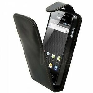 Custodia-in-pelle-esecutivo-Samsung-per-Galaxy-Ace-NERO