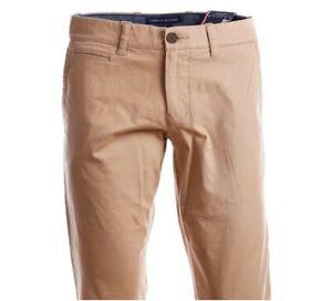 Tommy-Hilfiger-Men-039-s-Chino-Pants-Slim-Fit