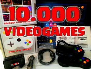 RETRO GAMES - Arcade, Mame, Playstation, Nintendo e molti altri.