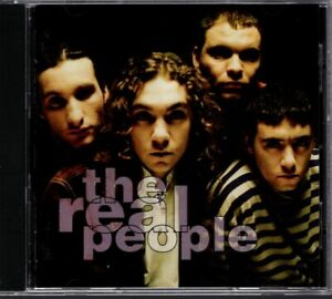 The Real People - The Real People - CD Album von1991 auf Columbia 468084 2