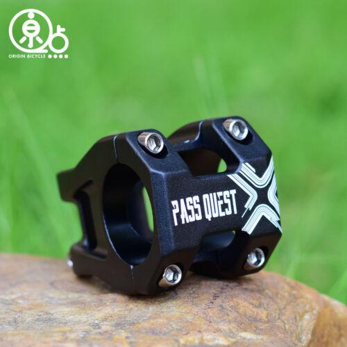 Pass Quest  KG Mountain Bike Handlebar Stem 35mm AM//FR//DH//DJ MTB