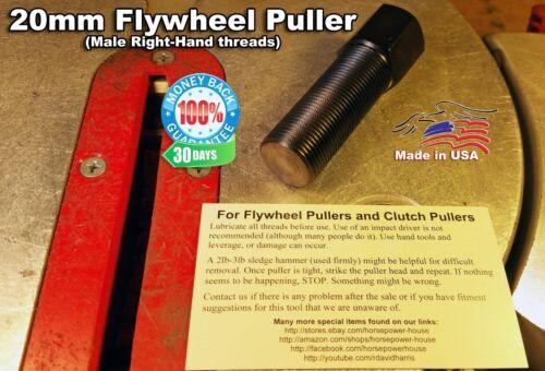 20mm 1.5 US MADE PULLER for FLYWHEEL 2014-2020 HONDA RANCHER ATV TRX420FA 4X4