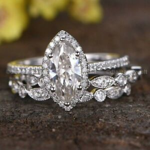 Certified 3.50 Ct Round Diamond Solitaire Bridal Engagement Ring 14K White Gold
