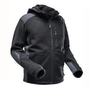 Kleidung Arbeitskleidung & -schutz Pfanner Wooltec Janker Grau-schwarz Merinowolle Wolle Wolljacke Outdoor Jacke Fest In Der Struktur