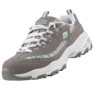 cordones Skechers Zapatos con y deportivo para Calzado cordones Zapatos D'lite Zapatillas mujer con Nuevos q65OO