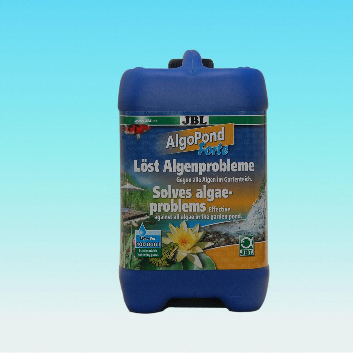 JBL algopond forte 5l-hilo algas algas creció algas fondos algas algas de estanque