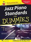 Jazz Piano Standards for Dummies by Hal Leonard Corporation (Paperback / softback, 2010)