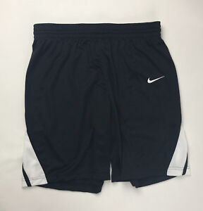 New-Nike-National-DRI-FIT-Basketball-Training-Short-Men-039-s-Large-Black-932171